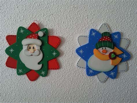 imagenes de navidad hechas en foami cursos continuado de manualidades con goma eva espacio