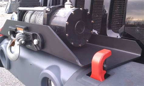 How To Install A Winch On A Jeep Wrangler Rock 4x4 Patriot Series Winch Plate For Factory