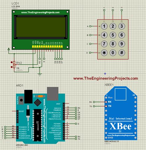 home automation project using xbee arduino the