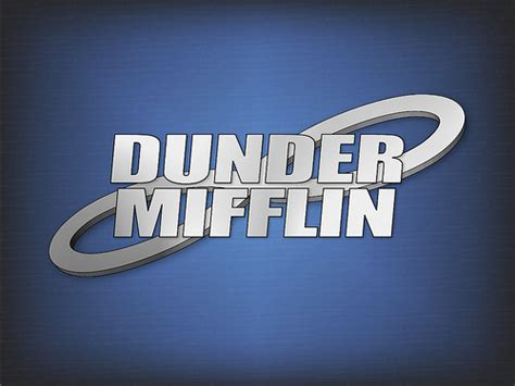 Dunder Mifflin dunder mifflin infinity flickr photo