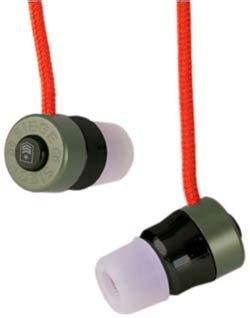 siege adeo siege audio company alpha earphones green for sale