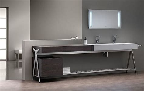 Contemporary Bathroom Vanities And Cabinets Contemporary Bathroom Cabinets