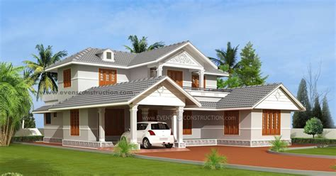 evens construction pvt ltd backsplashes and walls evens construction pvt ltd kerala style home design in
