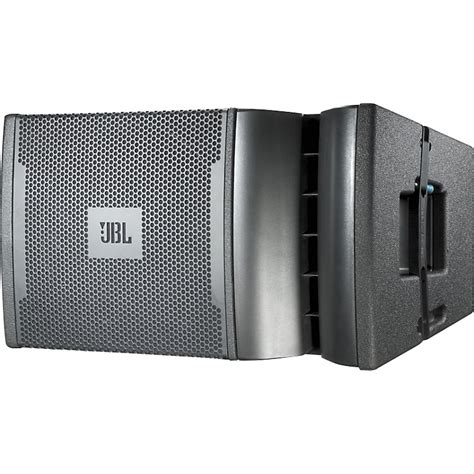 Speaker Jbl Line Array jbl vrx932la 12 quot 2 way line array speaker cabinet black musician s friend