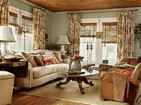 Decorating Ideas Country Country Cottage Decor Cottage Classic