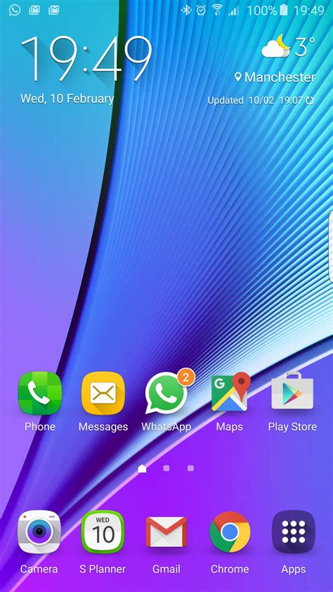 wallpaper for android home screen home screen layouts and how to theme them android central