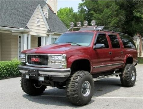 gmc suburban used sell used used 1997 gmc suburban 4x4 in spartanburg south