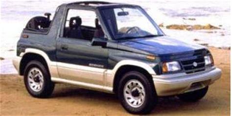 kelley blue book classic cars 1998 suzuki sidekick electronic valve timing new and used suzuki sidekick prices photos reviews autos post