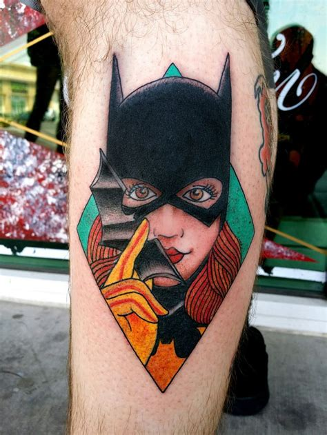 batgirl tattoo 153 best images about tattoos by steve rieck on