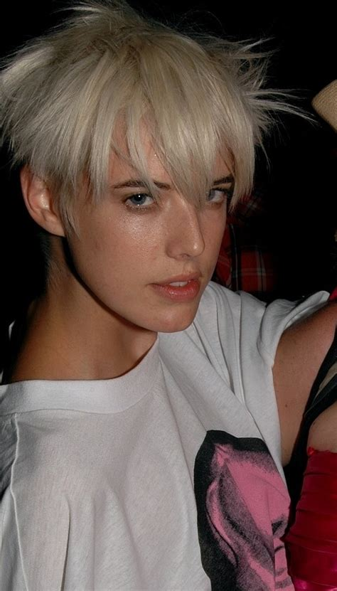 Model Of The Year Agyness Deyn by Agyness Deyn
