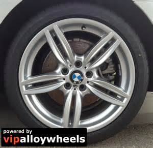 19 inch bmw f10 f11 wheels style 351m with summer tyres
