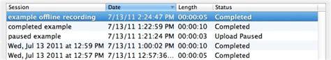 pitt technology help desk my pitt video mac recording status information