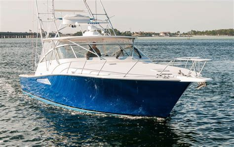 fishing boat you never know 45 viking yachts 2006 you never know for sale in gonzales