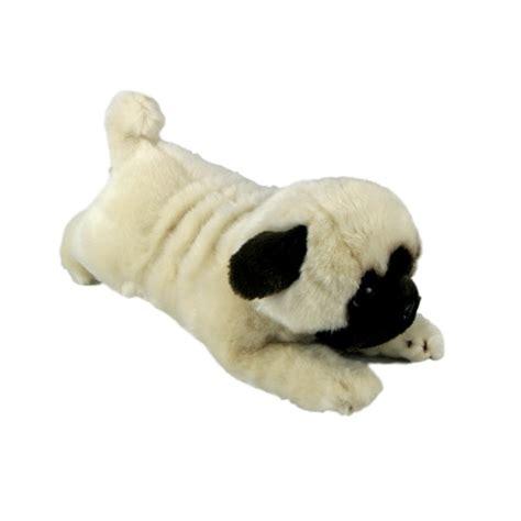 pug stuffed pug stuffed animal plush small fawn pepito bocchetta plush