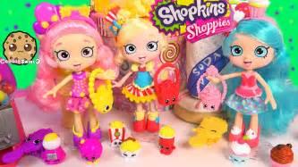 Shopkins shoppies dolls poppette jessicake bubbleisha doll toy