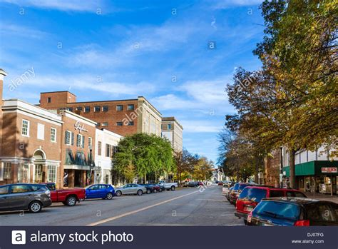 Free Warrant Search Macon Ga View Cherry In Downtown Macon Usa Stock Photo Royalty Free