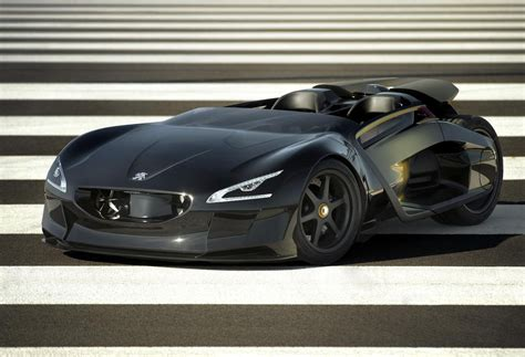 peugeot ex1 peugeot ex1 concept car body design