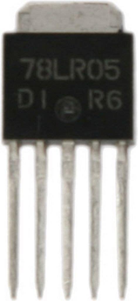 5v Voltage Regulator Smd by 78lr05 Smd 5v Voltage Regulator Semiconductors Wagner