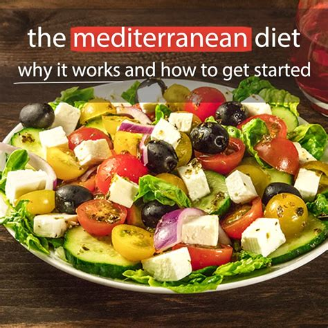 should you eat a mediterranean the mediterranean diet why it works and how to get started