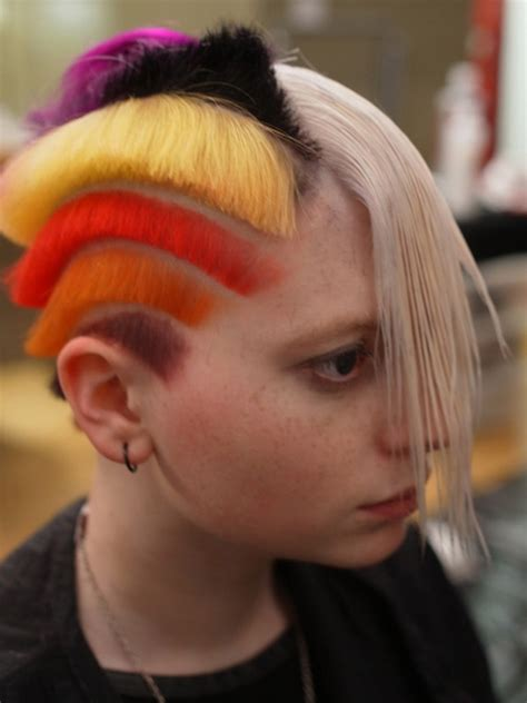 cool kid hairstyles celebrity kids crazy cool hairstyles family holiday