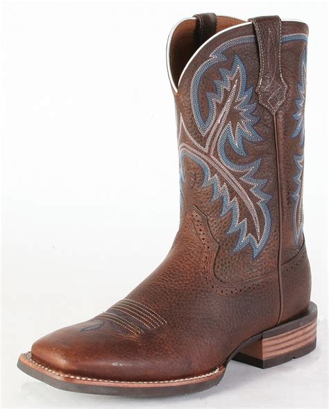 ariat quickdraw boots mens ariat 174 s quickdraw boot fort brands