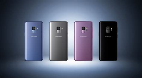 Samsung Galaxy S9 samsung galaxy s9 and samsung galaxy s9 features