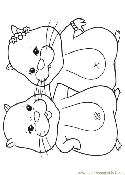 zhu zhu pets 23 coloring page free miscellaneous