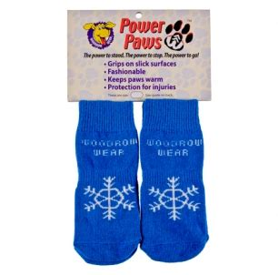 diy traction socks for dogs traction socks from woodrow wear modern magazine