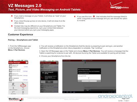 Find To Text Message Big Update For The Vz Messages App Includes Tablet And Phone Sms Sync Android