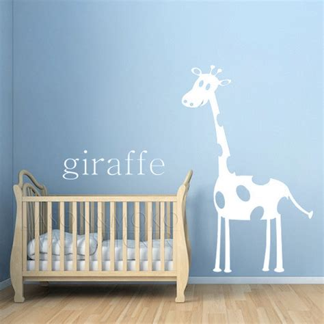 giraffe decor for nursery giraffe modern nursery print in orange personalized