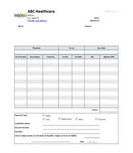 Bill Receipt Template Free by Receipt Template 16 Free Word Excel Pdf