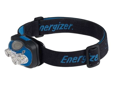 energizer rugged led headlight energizer 7 led headl led 3 aaa batteries polymer