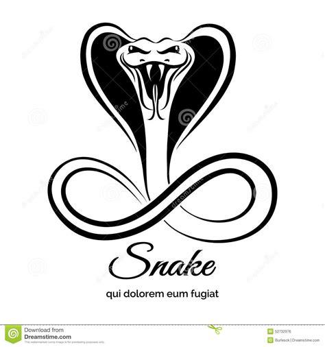 snake logo stock vector image 52732976