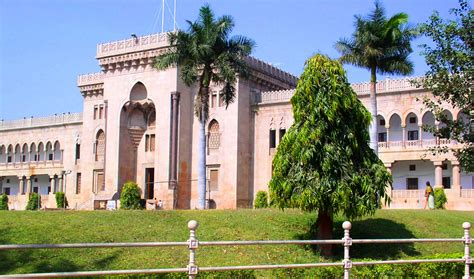 List Of Mba Colleges In Hyderabad Osmania by Osmania Hyderabad Courses Fees Admission