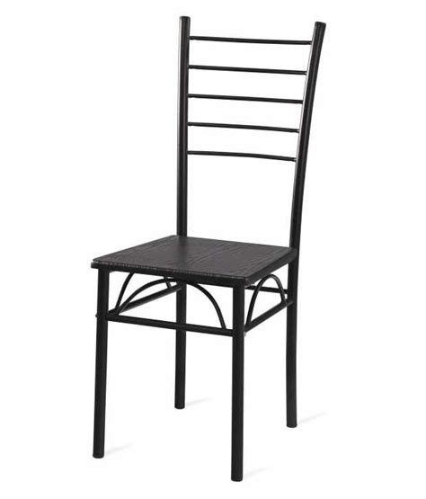 nilkamal avenger dining chair black buy nilkamal avenger