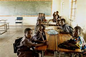 The poverty of south africa s education system