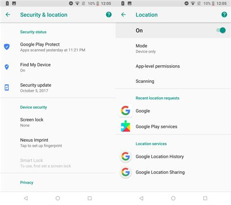 location services android how to turn gps on your phone