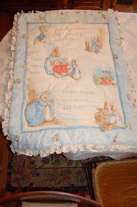 peter rabbit crib bedding beatrix potter peter rabbit baby crib bedding set bumpers