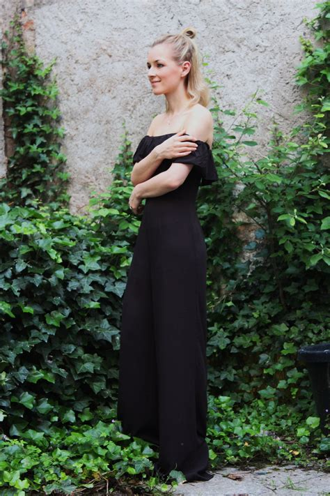 Annue Overall Black black overall