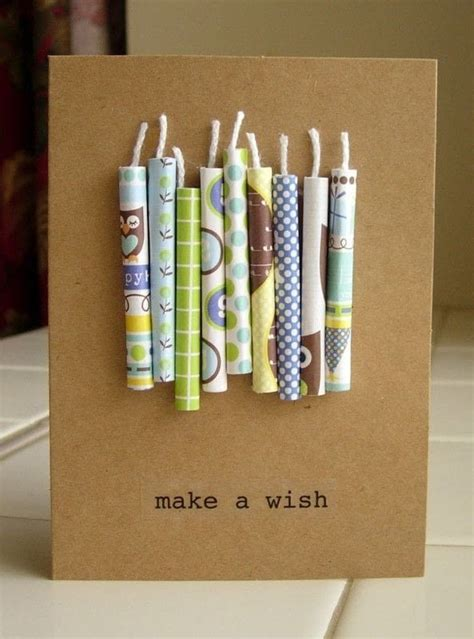 Paper Birthday Cards