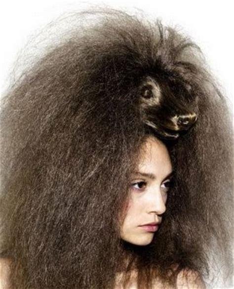 Strange Hairstyles by Weirdosity Lives Strange Hairstyles