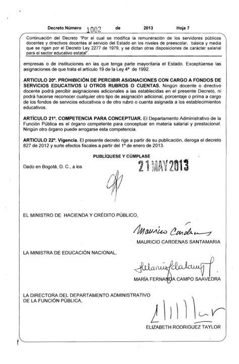 tabla salarial decreto 2277 2015 tabla de salarios 1278 2016 escalafon docente salario