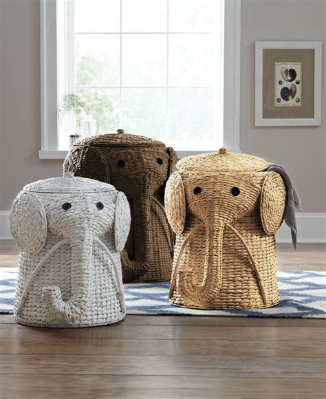 Keep Dirty Laundry Hidden In A Fun Elephant Her Elephant Laundry
