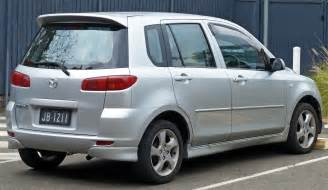 mazda 2 1 5 2008 auto images and specification