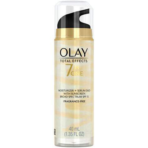 Olay Total Effect Serum olay total effects moisturizer plus serum duo fragrance