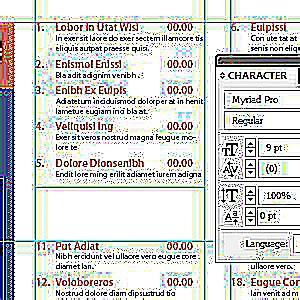 indesign tutorial menu design project tutorials using adobe indesign