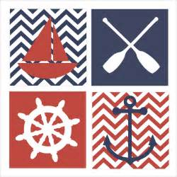 Nautical Themed Baby Bedding - nautical theme regatta children s wall art by fieldandflower
