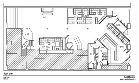 nightclub floor plans flickr photo