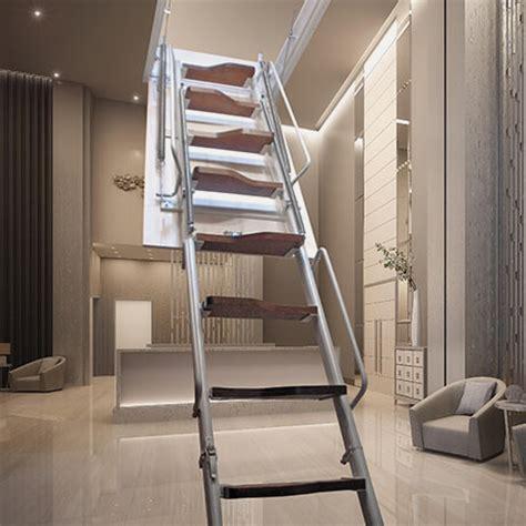 scala a scomparsa per soffitta retrattile a elementi o pezzi centroscaleretrattili it