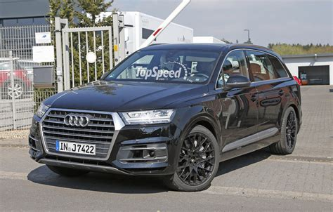 Audi Sq 7 by 2016 Audi Sq7 Picture 628199 Car Review Top Speed